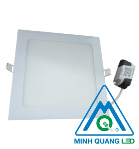 ĐÈN LED PANEL ÂM TRẦN VUÔNG 12W
