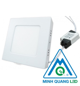 ĐÈN LED PANEL ỐP TRẦN VUÔNG 12W